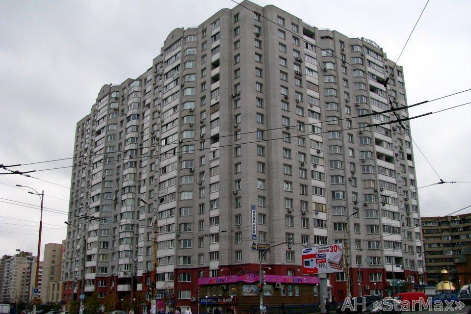 Продам квартиру Киев, Прилужная ул. 4