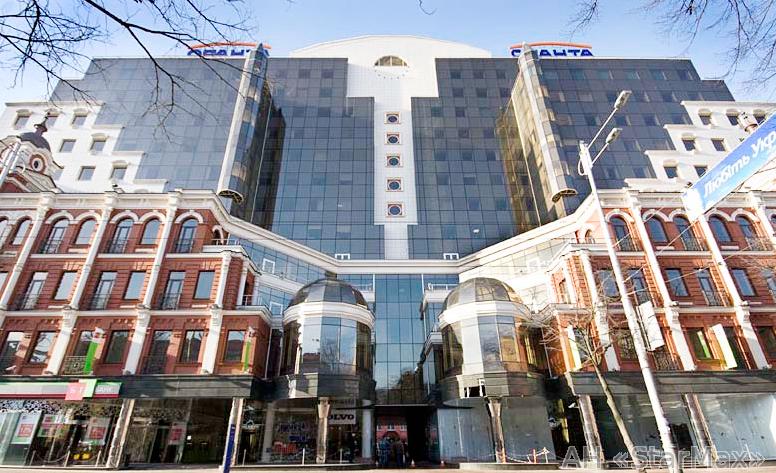 Сдам офис в офисном центре Киев, Жилянская ул.