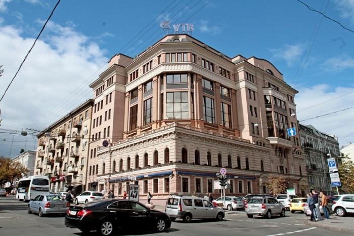 Продам офисное здание Киев, Пушкинская ул. 2