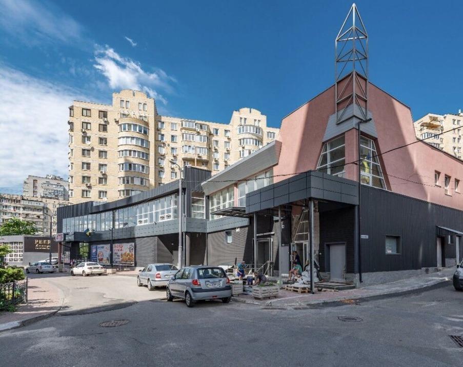 Продам офисное здание Киев, Никольско-Слободская ул.