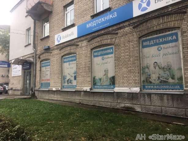 Сдам торговое помещение Киев, Строителей ул.