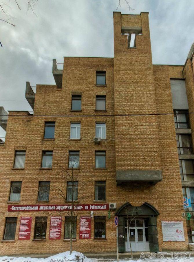 Продам отдельно стоящий офис Киев, Рейтарская ул.