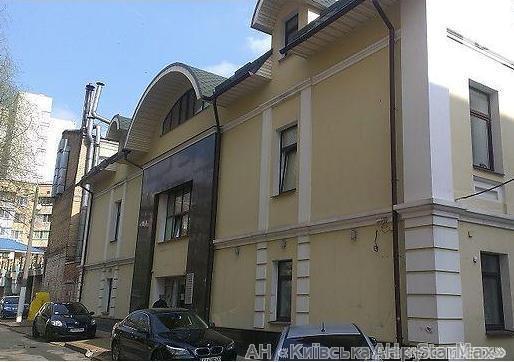 Продам офисное здание Киев, Златоустовская ул.