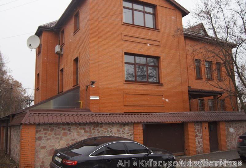 Продам особняк Киев, Ставропольская ул.