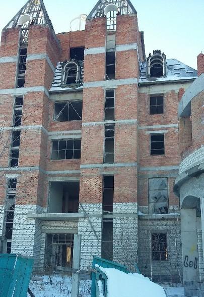 Продам нежилую недвижимость недостроенный объект Козин, Новая ул.