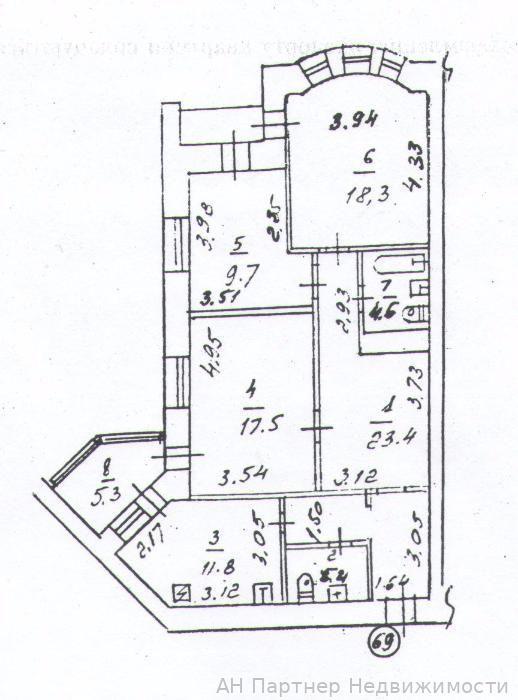 Продам квартиру Киев, Кошица Александра ул. 4