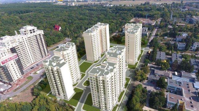 Продам квартиру несданный новострой Харьков, Профессорская ул.