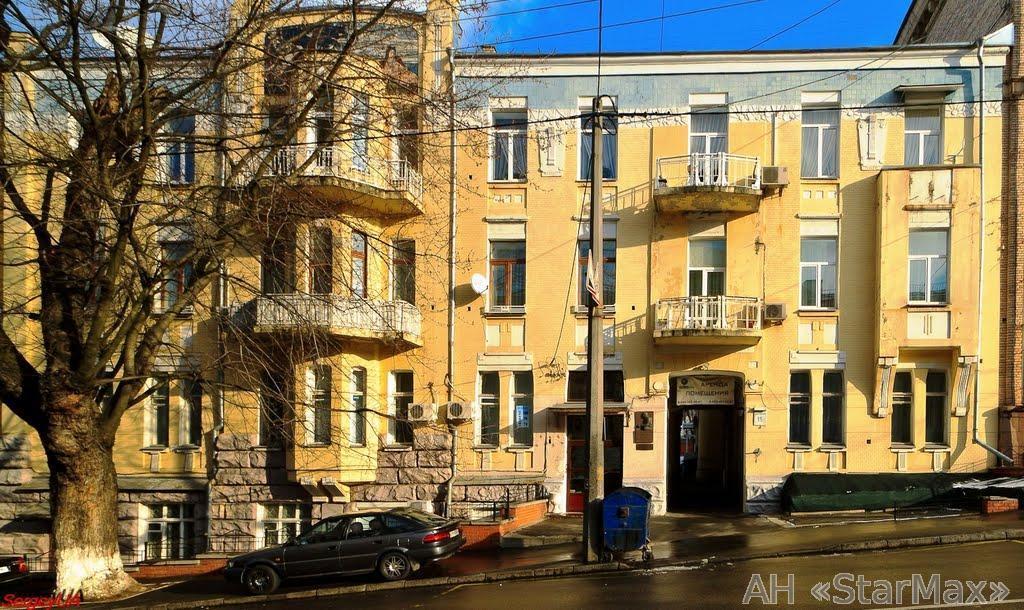 Продам нежилую недвижимость Киев, Лютеранская ул.