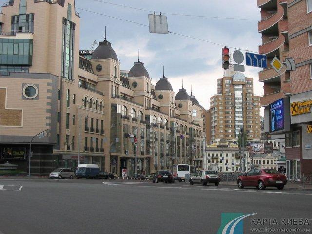 Продам офисное помещение Киев, Большая Васильковская ул.
