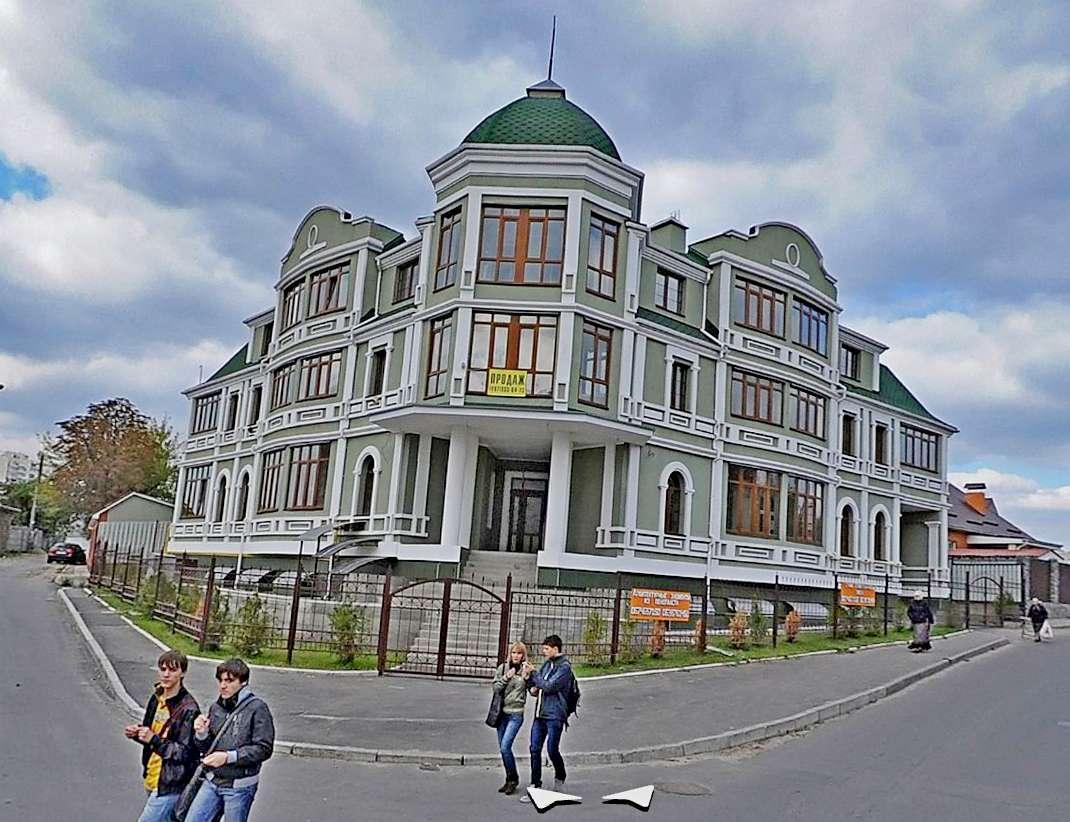 Продам офисное здание Киев, Обуховская ул. 4