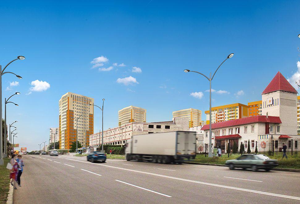 Продам квартиру несданный новострой ЖК «Меридиан» Харьков