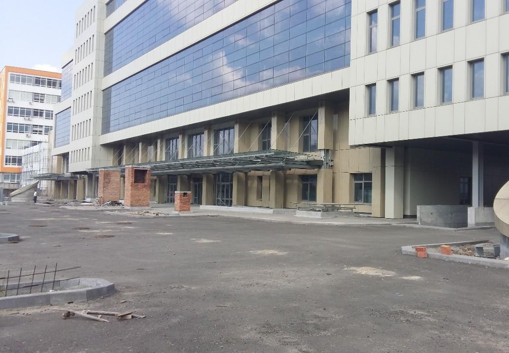Продам офисное здание Киев, Лепсе Ивана бул.