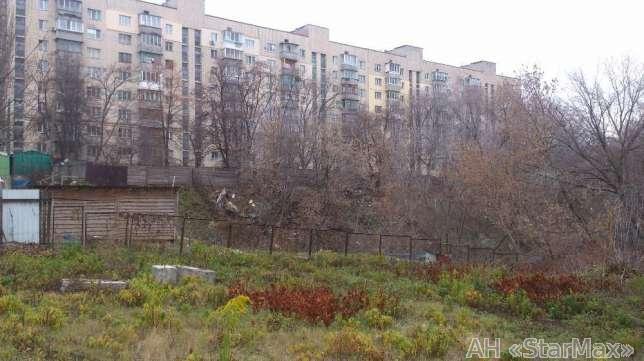Продам участок под застройку жилой недвижимости Киев, Крымская ул.