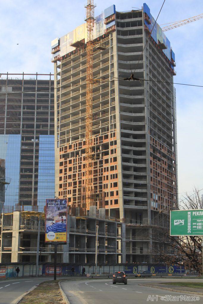 Продам офис в многоквартирном доме Киев, Победы пр-т