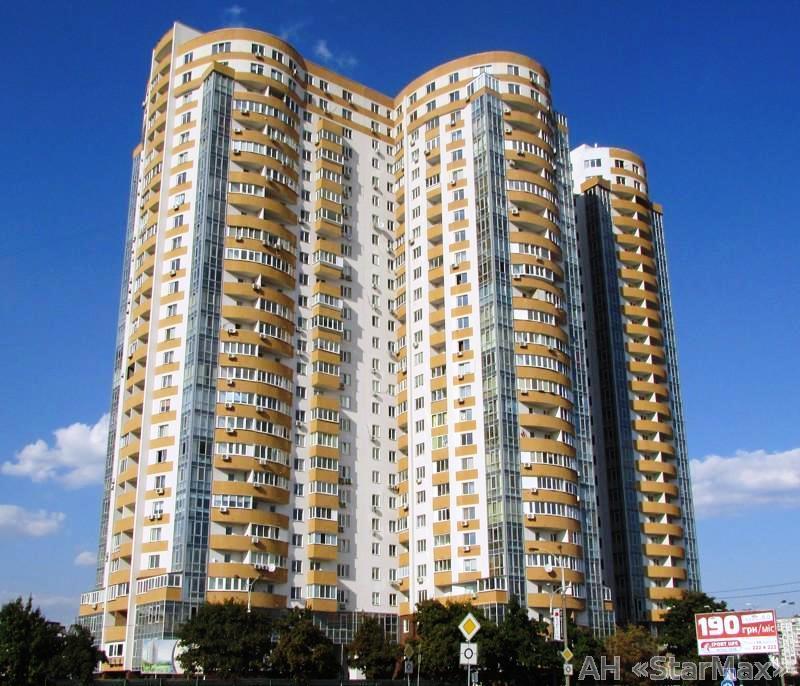 Фото - Продам квартиру Киев, Шумского Юрия ул.