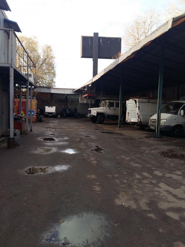 Продам производственное помещение Киев, Промышленная ул. 5