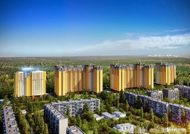Продам квартиру Киев, Кондратюка Юрия ул. 2