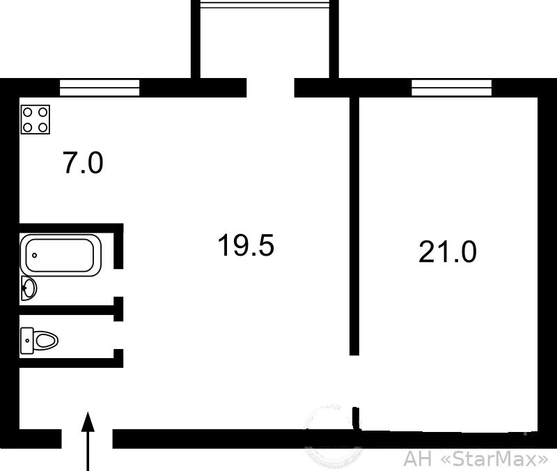 Продам квартиру Киев, Бассейная ул. 4