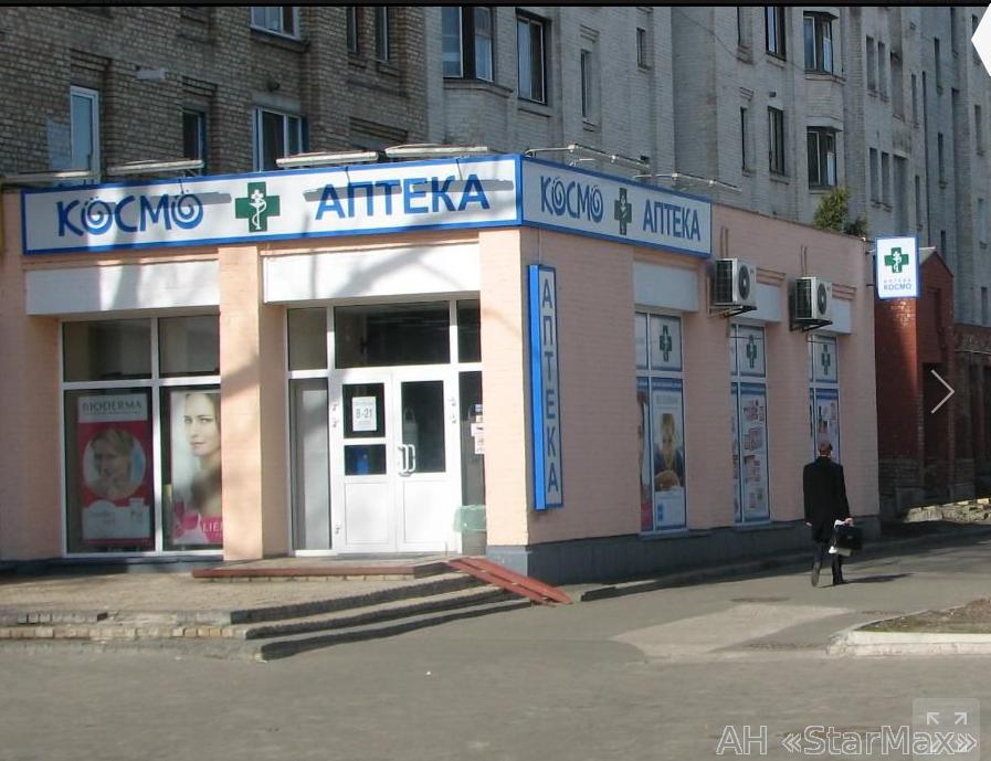 Продам торговое помещение Киев, Межигорская ул.