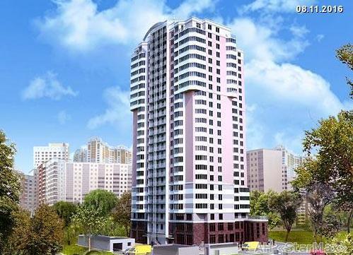 Продам квартиру несданный новострой Киев, Каунасская ул.