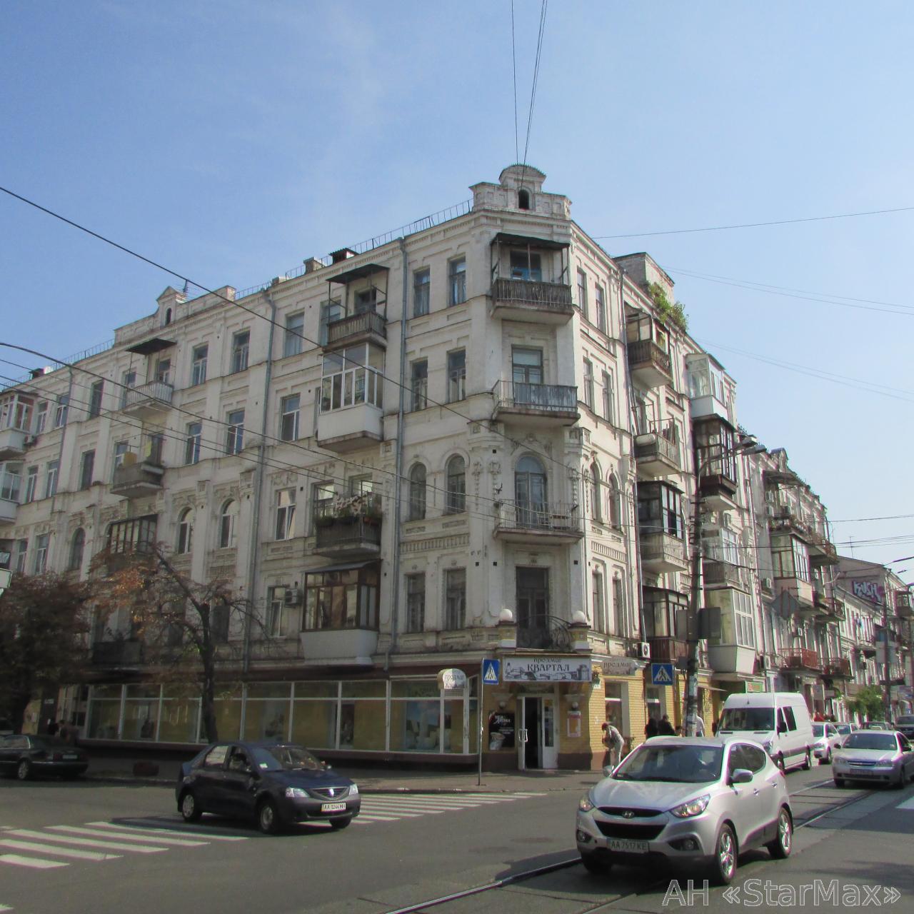 Продам квартиру Киев, Межигорская ул. 4