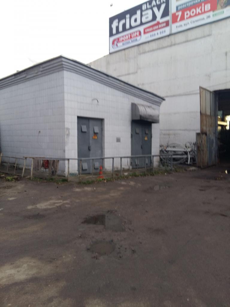 Продам производственное помещение Киев, Промышленная ул. 4