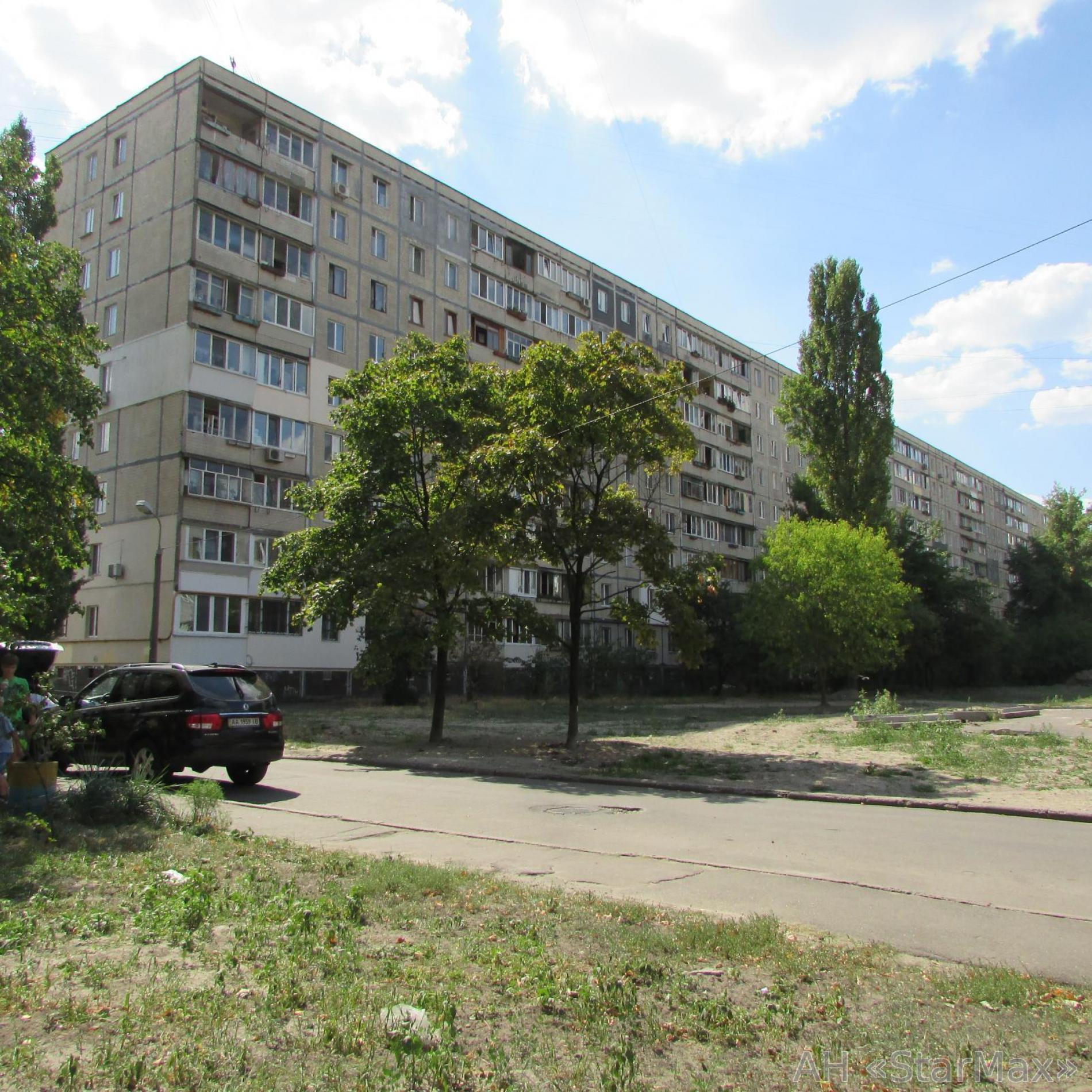 Продам квартиру Киев, Тычины Павла пр-т 3