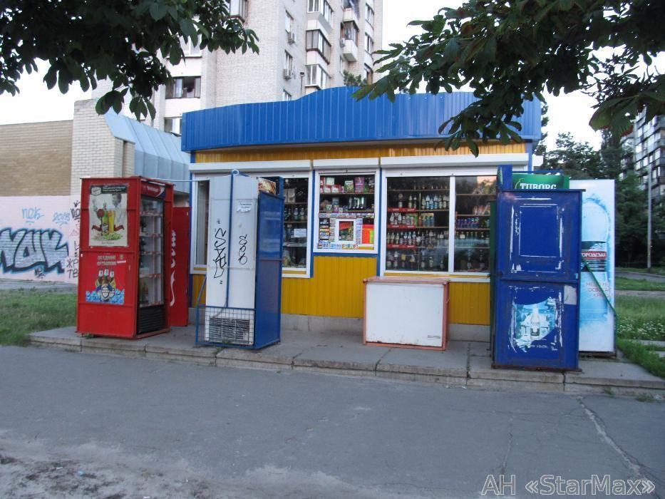 Сдам торговое помещение Киев, Шолом-Алейхема ул.