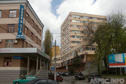 Сдам офис в офисном центре Киев, Глубочицкая ул. 2