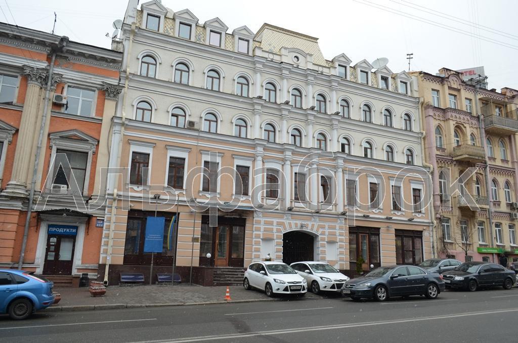 Продам офисное здание Киев, Петлюры Симона ул.