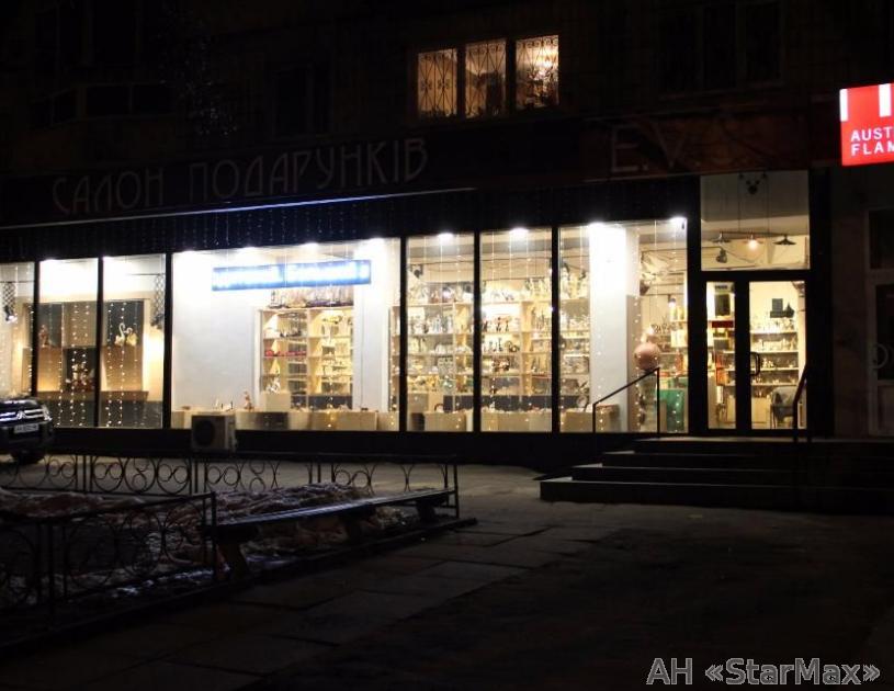 Продам торговое помещение Киев, Кирилловская ул.