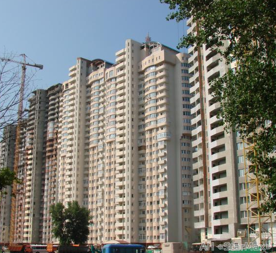 Продам квартиру Киев, Харьковское шоссе 3