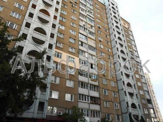 Продам квартиру Киев, Радужная ул.
