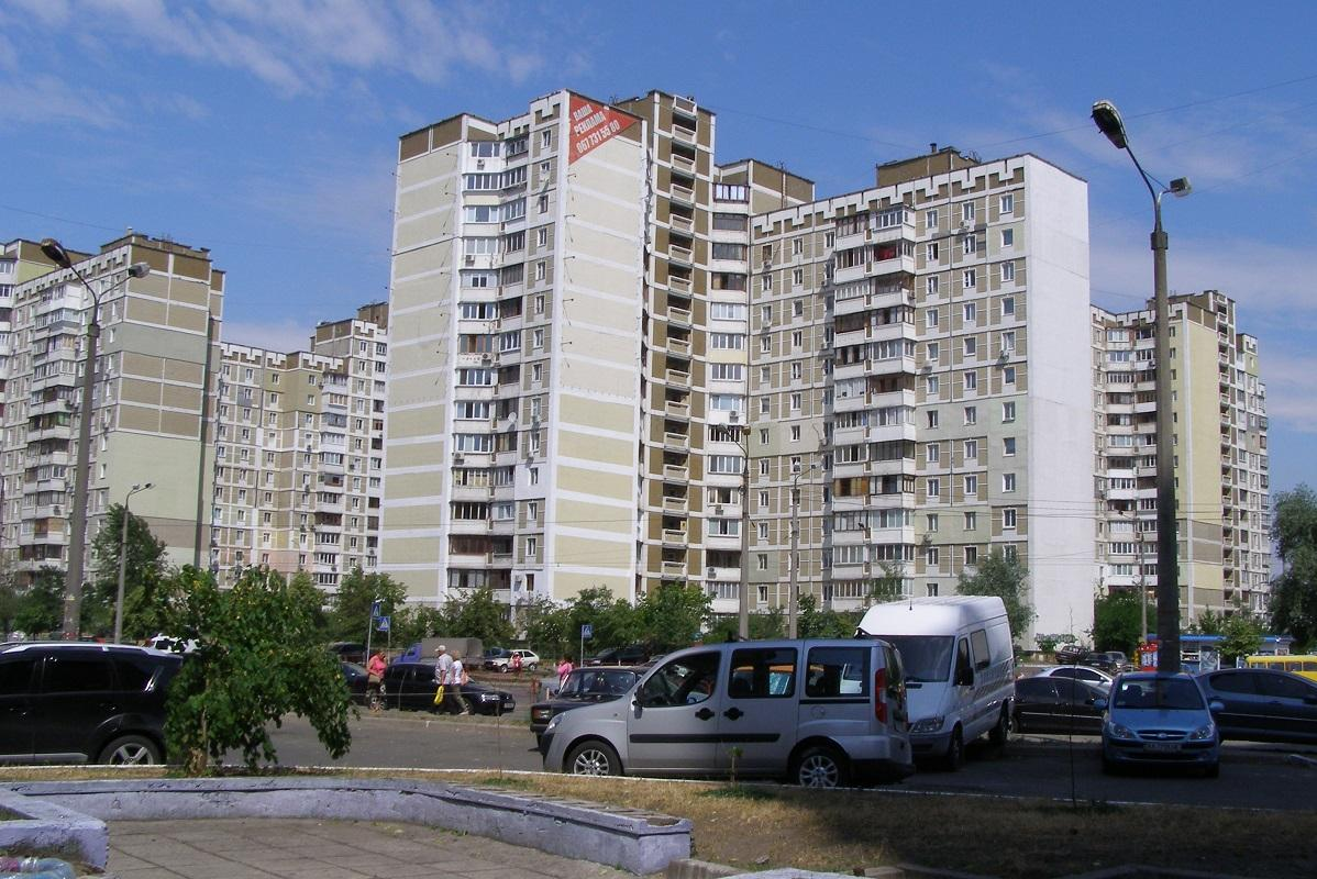 Продам квартиру Киев, Ахматовой Анны ул. 2