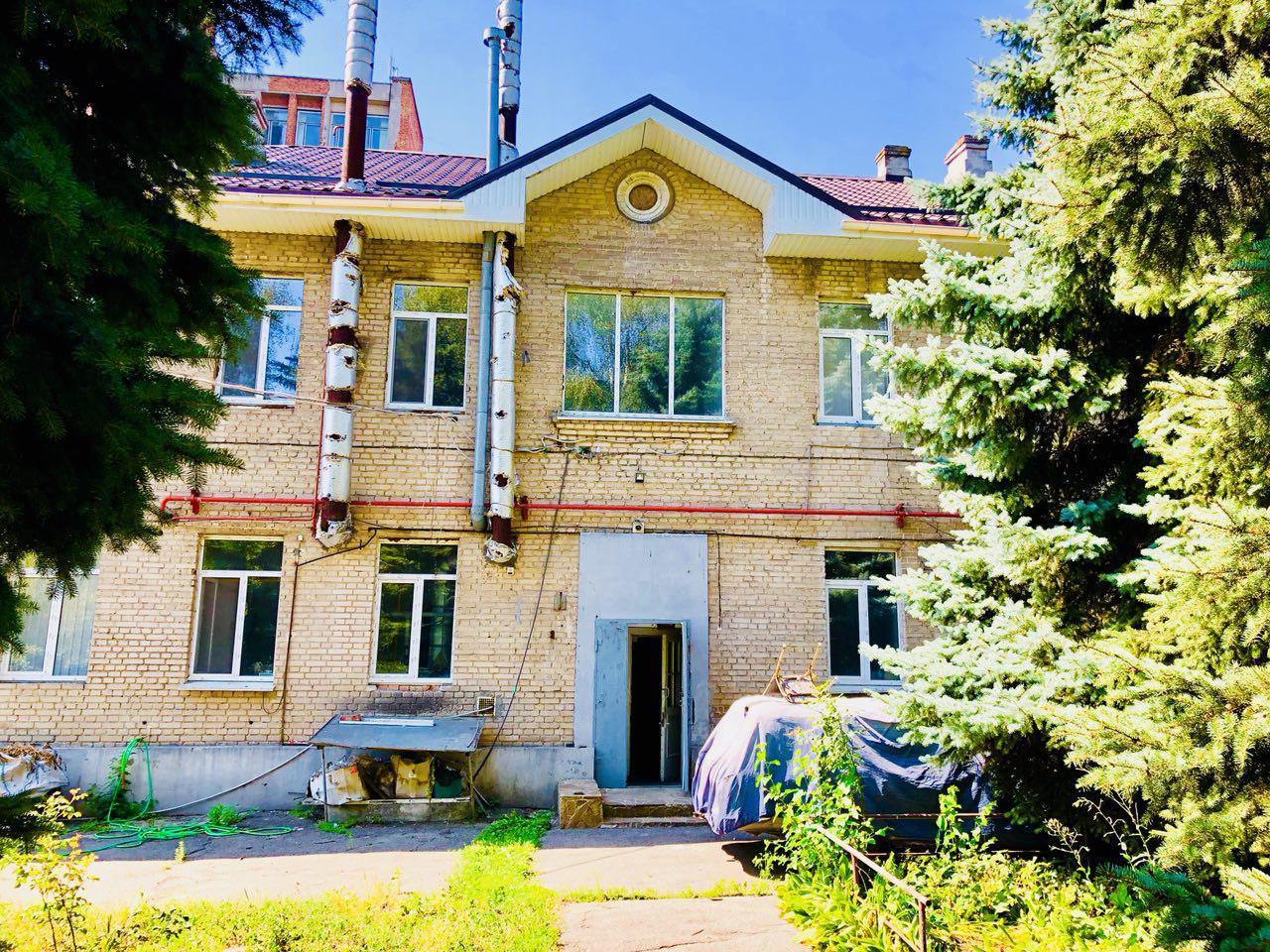 Продам офисное здание Днепропетровск, Рабочая ул.