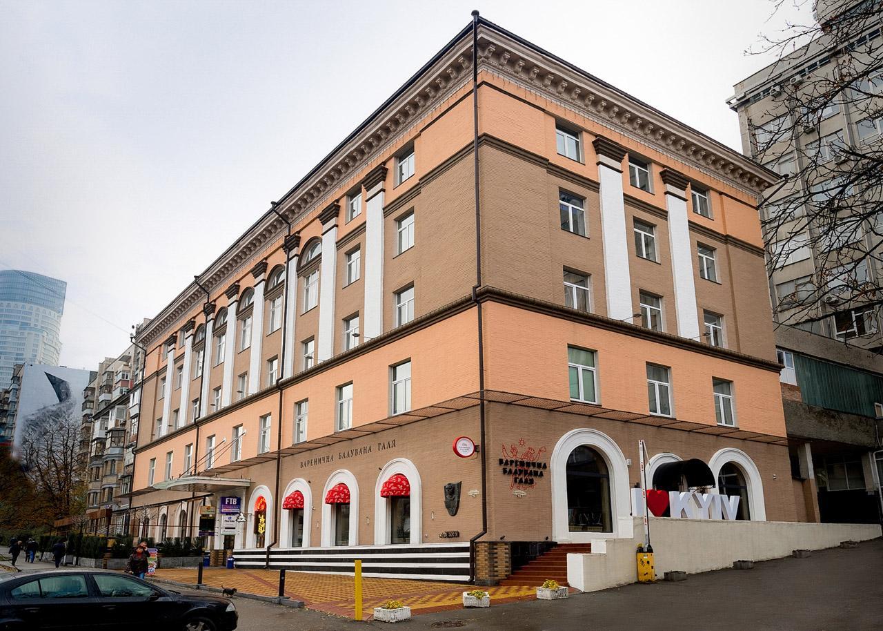 Продам офисное здание Киев, Мечникова ул.