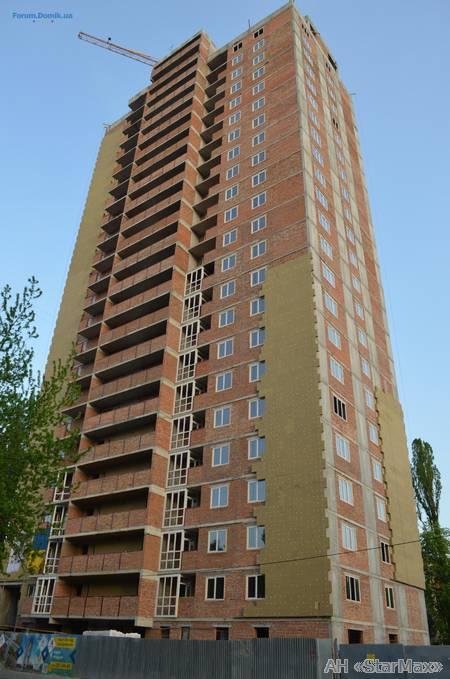 Продам квартиру Киев, Полупанова ул. 4