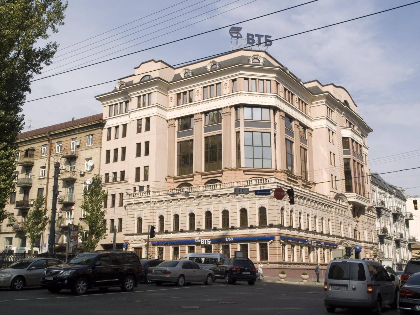 Продам офисное здание Киев, Пушкинская ул.