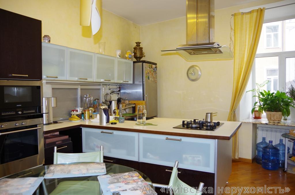 Фото 3 - Продам квартиру Киев, Ярославов Вал ул.