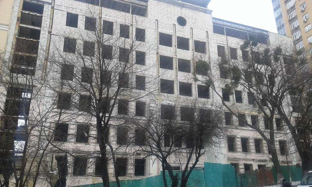 Продам нежилую недвижимость Киев, Лабораторная ул.