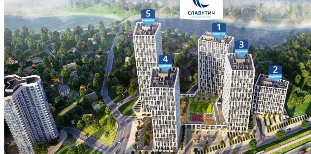 Продам квартиру несданный новострой Киев, Заречная ул. 3