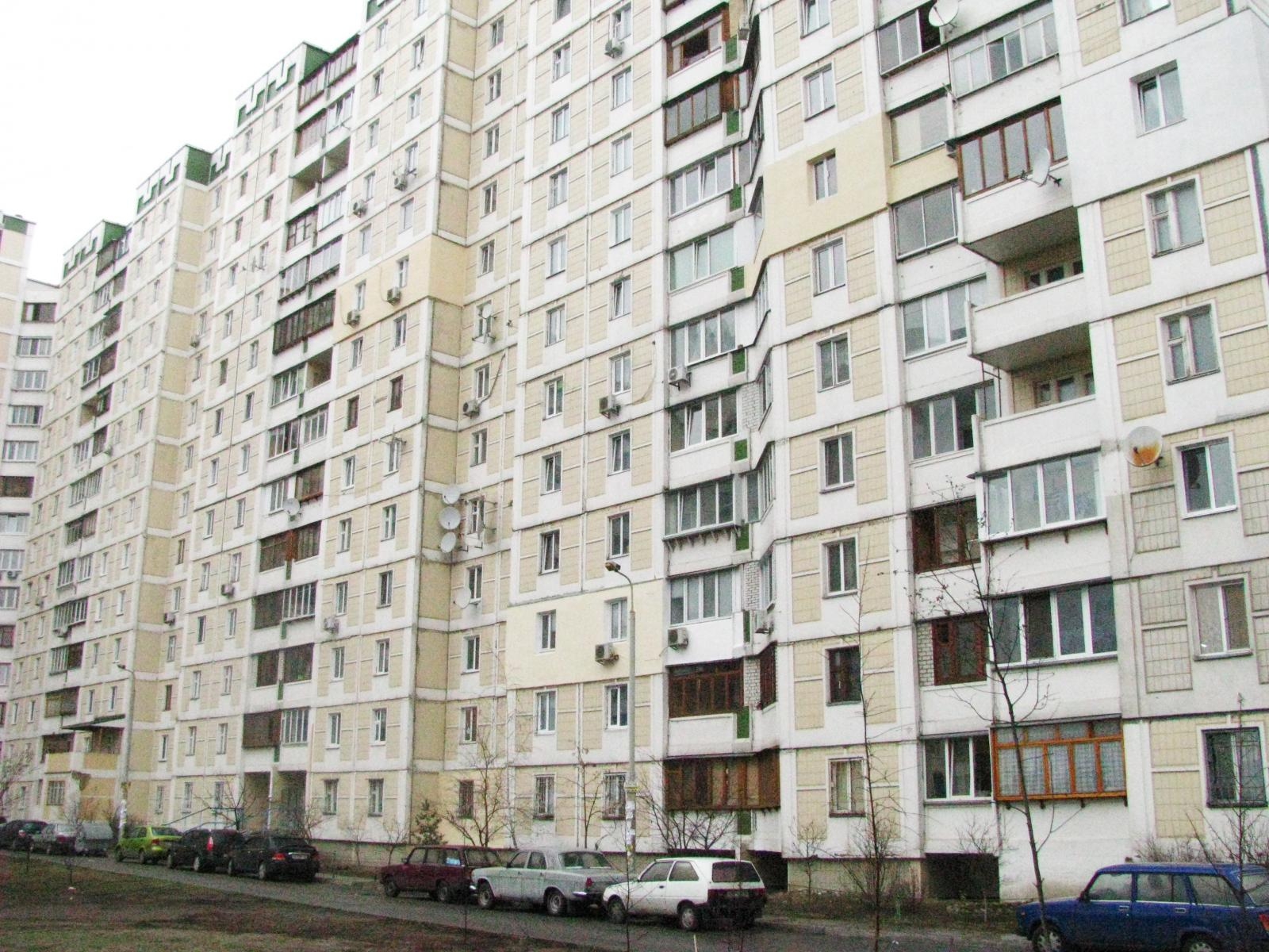 Продам квартиру Киев, Вишняковская ул. 2