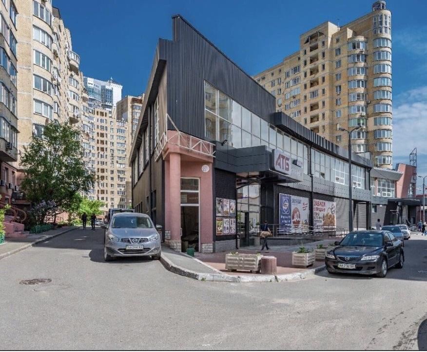 Продам торговый центр Киев, Никольско-Слободская ул.