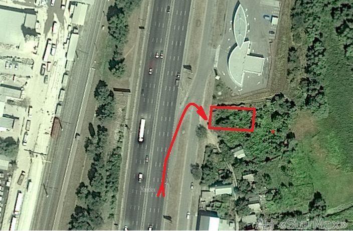 Продам участок под застройку жилой недвижимости Киев, Столичное шоссе 3