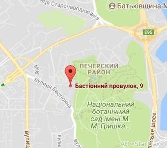 Продам квартиру Киев, Бастионный пер. 5