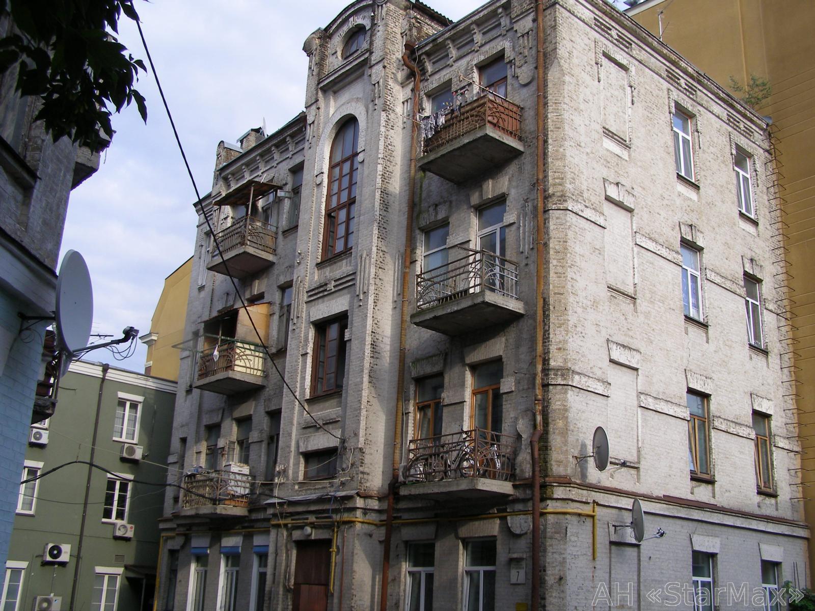 Продам квартиру Киев, Набережно-Крещатицкая ул. 2