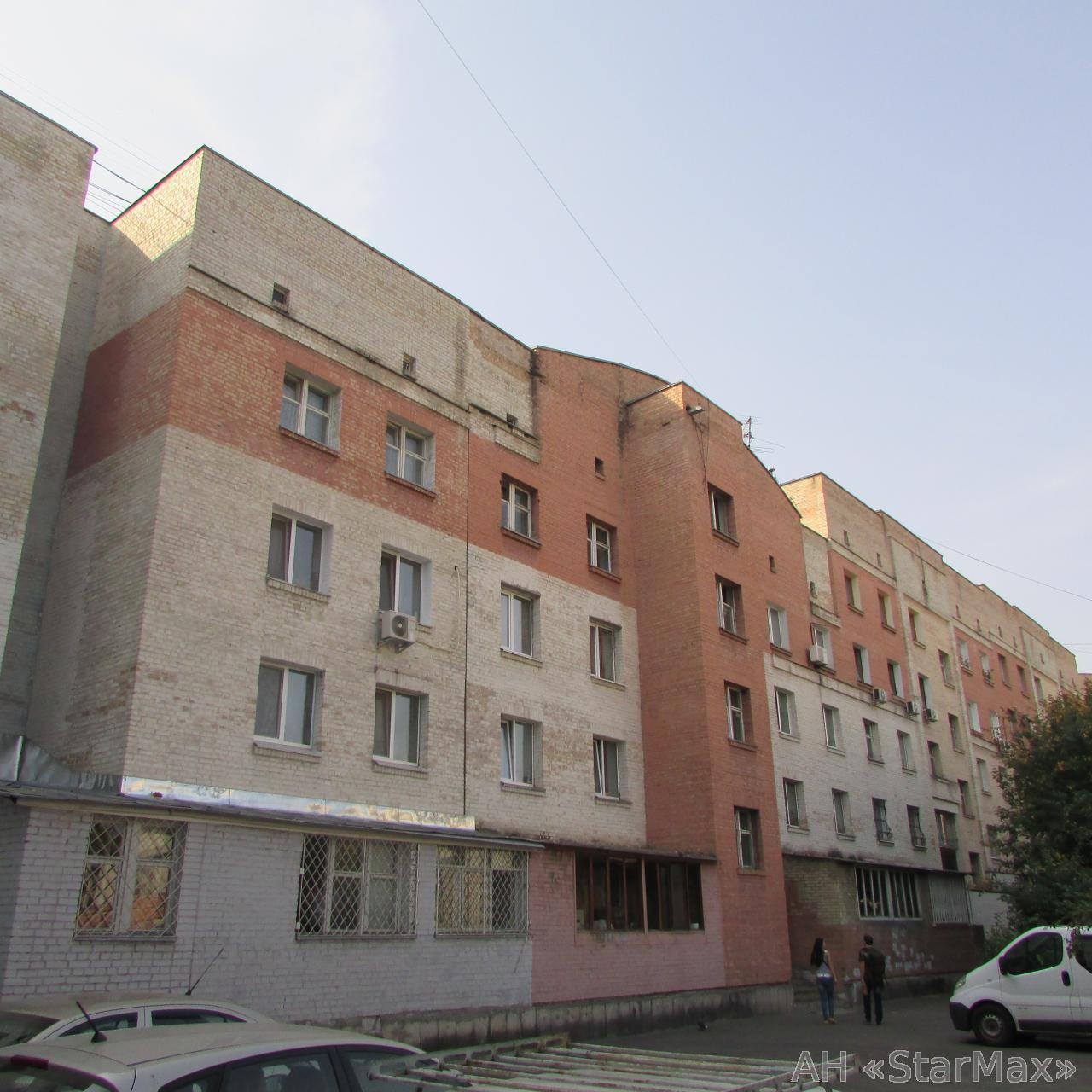 Продам квартиру Киев, Кирилловская ул. 3