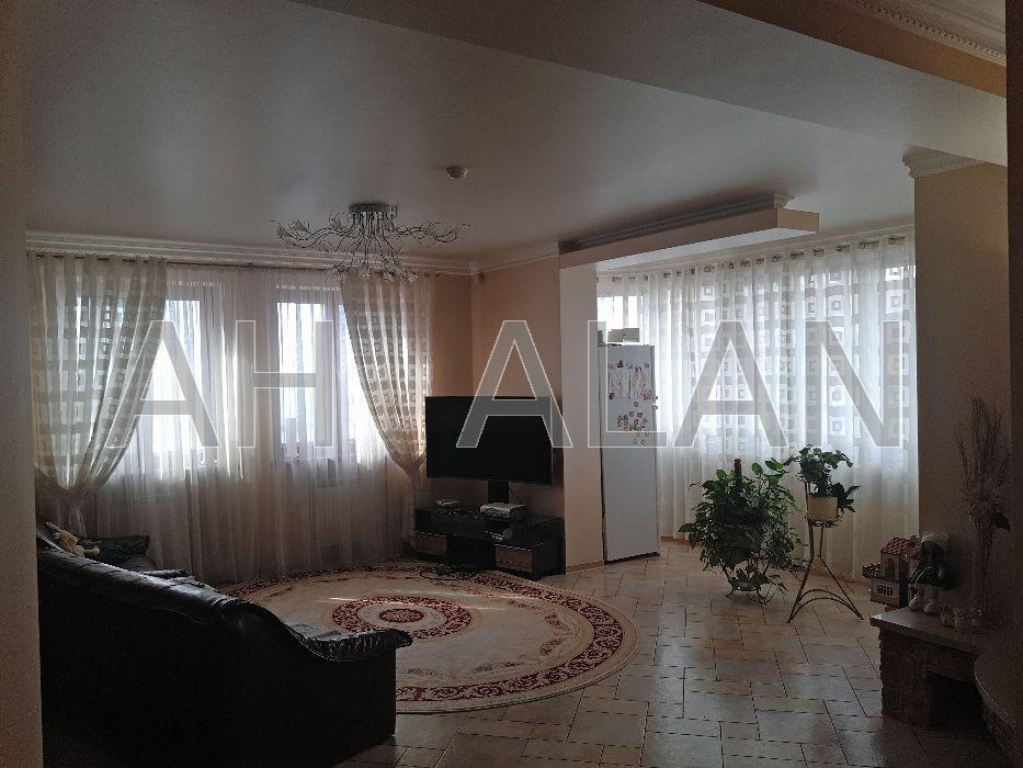 Продажа видовой двухуровневой квартиры по улице Анны Ахматовой 13.