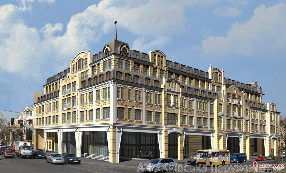 Продам офис в многоквартирном доме Киев, Нижний Вал ул.