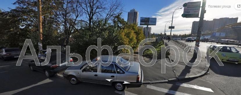 Продам участок с ветхим домом Киев, Полевая ул.